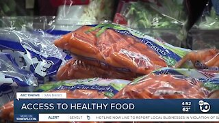 Report: Structural inequities in San Diego food systems