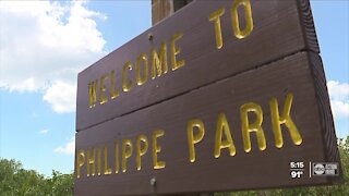 Philippe Park closed Tuesday due to black bear sighting