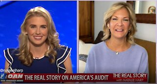 The Real Story - OAN Banning Mail in Voting with Dr. Kelli Ward
