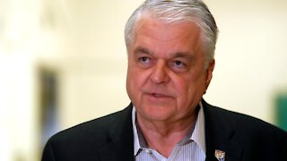 Gov. Sisolak will not attend the inauguration due to pandemic concerns