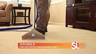 Scott Arkon from Zerorez® says explains cleaning for your health