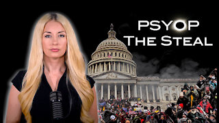 """""""PSYOP THE STEAL"""" FULL DOCUMENTARY BY MILLIE WEAVER"""