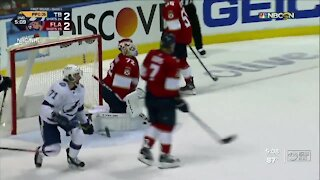 Lightning look to extend series lead against Panthers in Game 2
