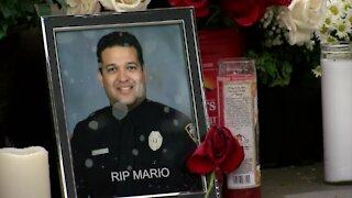 Community mourns Investigator Herrera