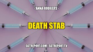 EXPOSED: DEATH STABS! -- ANNA RODGERS