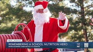 Remembering a school nutrition hero