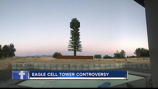 Eagle residents upset over planned cell phone tower
