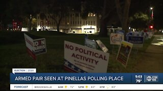 Pinellas deputies investigate report of armed voter intimidation at St. Pete voting location