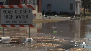 New Richmond flooding 'nothing to get excited about'