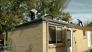 Disabled veteran wins contest with Masterpiece Roofing