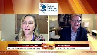 Lloyd Ganton Retirement Centers - 1/21/21