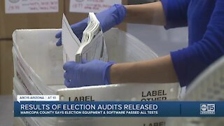 Results of election audits released