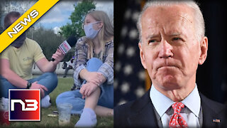 Florida Students SHOCKED to Learn the TRUTH about Biden's Plan for Kids at the Border
