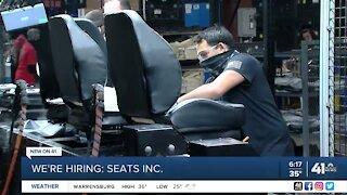 We're Hiring: Seats Inc.