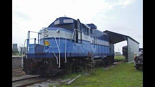 Eastern Shore Bay Coast Railroad ABANDONED