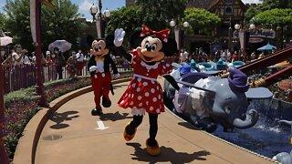 Disney Shuts Down Hong Kong Theme Park Again Over COVID-19