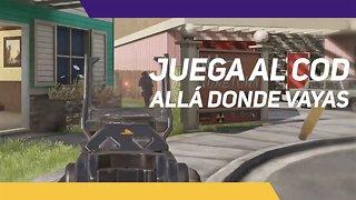 ¡Ya llega Call of Duty: Mobile!