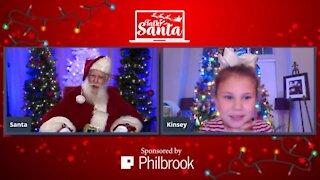 Talk 2 Santa: Kinsey