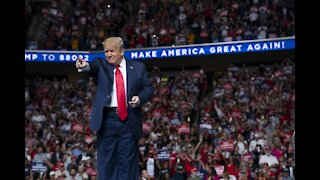 President Donald Trump MAGA Rally in Tulsa, Oklahoma