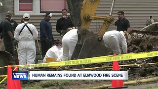 90% body parts recovered from fire scene