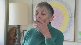 AP - Senior Citizens High on Marijuana