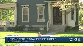Renters face eviction deadline in one week