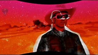"""Fill Your Dreams"" Space Cowboy"