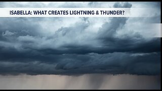 Kevin's Classroom: What creates lightning and thunder?