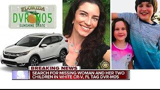 Woman, 2 children reported missing in Boynton Beach