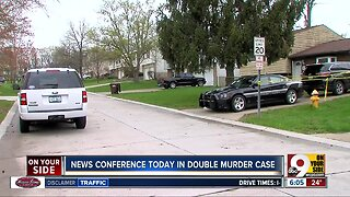 News conference Thursday in double murder case