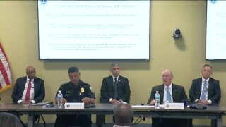 Milwaukee County law enforcement leaders address protests, unrest, threats