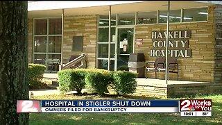haskell hospital closure