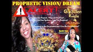 Prophetic Vision: 2-26-20 Texas, Oklahoma Boarder & Texoma Multi Shakings