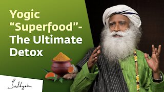 Detox Yourself With This Yogic Superfood - Part 3