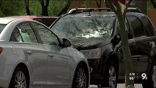 With heat rising, advocates urge vigilance with kids in cars