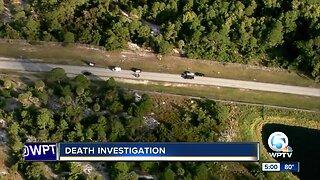 Woman's body found along Miner Road in Boynton Beach