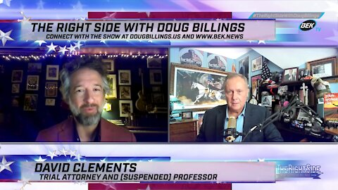 The Right Side with Doug Billings - September 16, 2021
