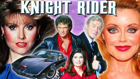 KNIGHT RIDER ⭐ THEN AND NOW 2021