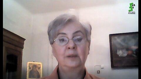"""Ewa Pawela: Shoah - pochodząca z zewnątrz """"katastrofa"""" z pozytywnymi skutkami vs. Holocaust - dobrowolna całopalna ofiara"""