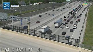 I-94 EB reopens at WIS 175 after shots fired report: Milwaukee Co. Sheriff