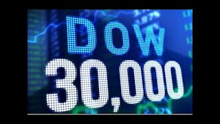 Dow Jones Breaks 30,000 For The First Time In History