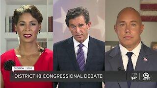 Rep. Brian Mast-Pam Keith debate: Pt. 2 (28 minutes)