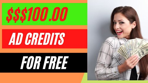How to Get $100. in Free Advertising Credits on TheFreeAdForum