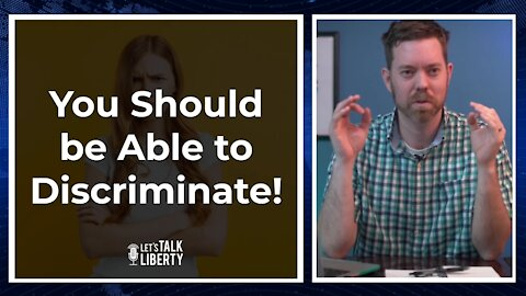 You Should be Able to Discriminate! - E74 (Full)