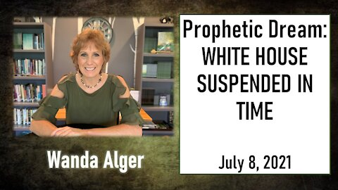 PROPHETIC DREAM: A WHITE HOUSE SUSPENDED IN TIME