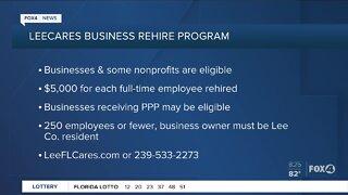 LeeCares offers business rehire program