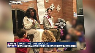 Drag queen controversy at Huntington Woods Library