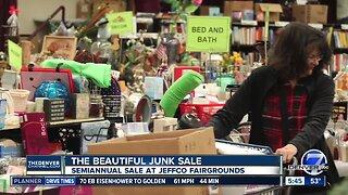 Beautiful Junk Sale starts today