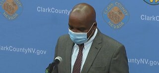 Clark County Commissioners stress importance of masks