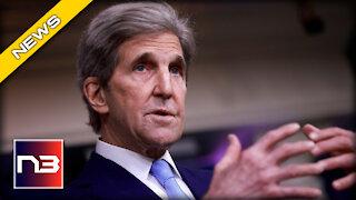 John Kerry's Latest Climate Stunt is Just Sad